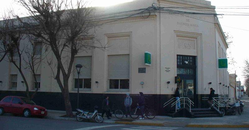 Anuncian 4 días de paro en el Banco Provincia